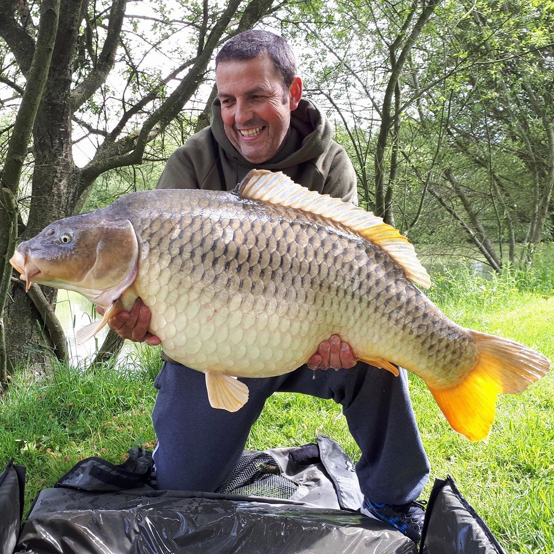 48lb 12oz - currently the biggest common