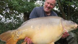 Oakview Lake Rated Amongst Top Carp Fishing Venues in France