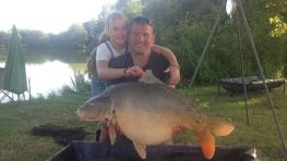 Jessie Callow's Latest Carp Fishing Adventure